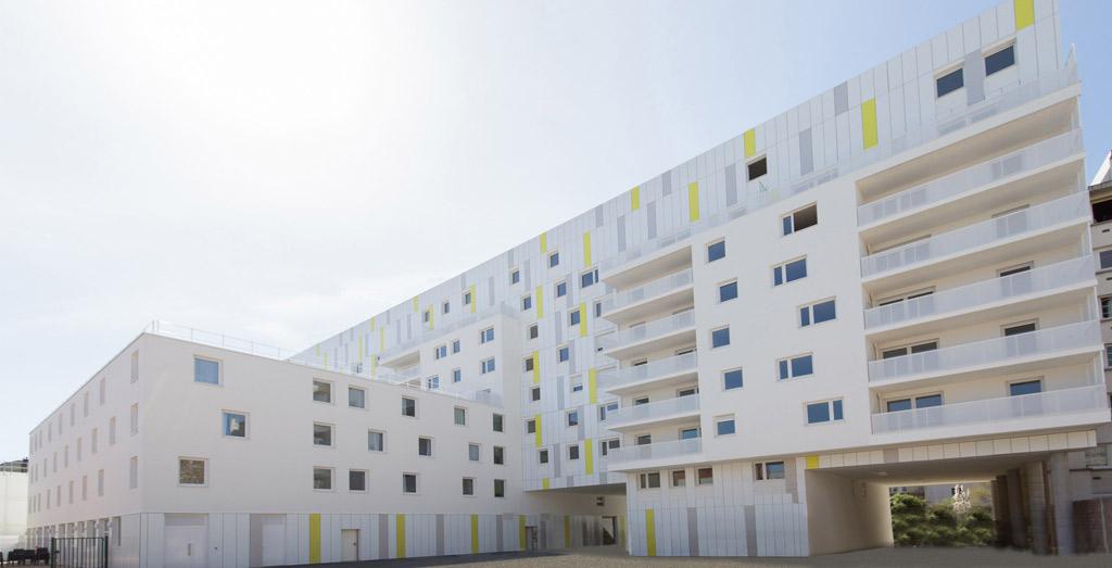 Saint-Ouen - Résidence hôtelière